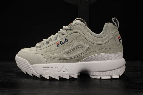 All Of The Fila Disruptor Colors For Spring 2018