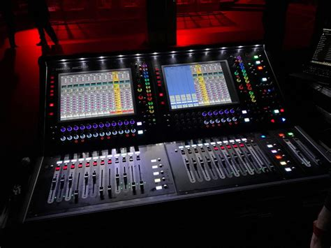 Roverstaden Claims First DiGiCo SD12 In Norwegian Club