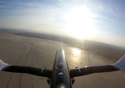 Lightweight alloy enables folding wings in flight for more