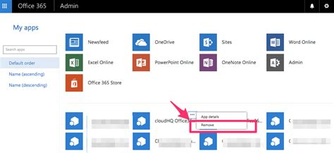 How to delete a managed user's cloud accounts in Business