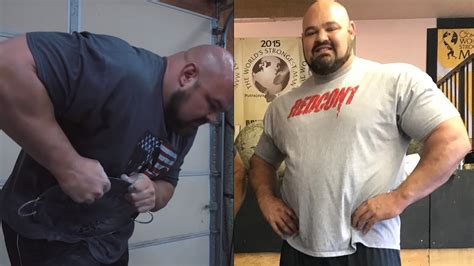 Look What Strongman Brian Shaw Does To Frying Pans