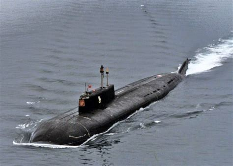 The Fastest and Most powerful Submarine in the World | ajjafh