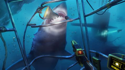 The Deep sold me on VR in under two minutes | VG247
