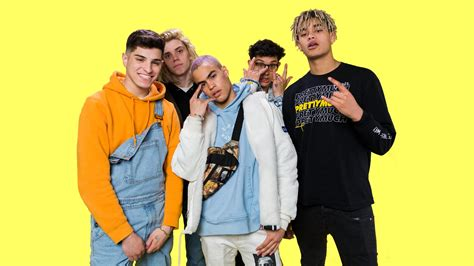 """PRETTYMUCH Break Down Official Lyrics For """"No More"""" On"""