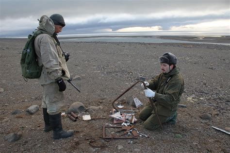 Russian scientists stumble upon secret Nazi base in the Arctic