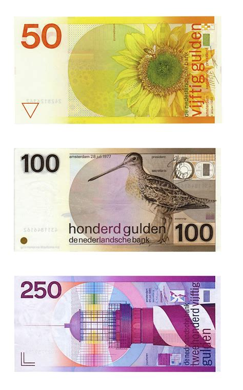 The Netherlands - Our beautiful money before the euro