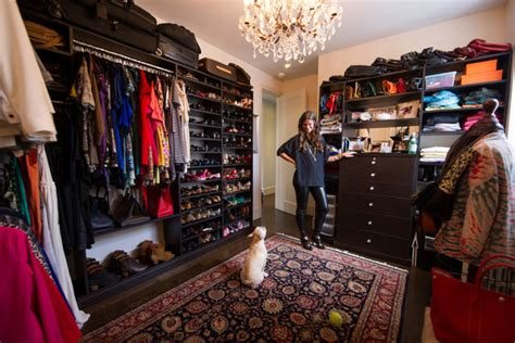 Closets, Please, and the Bigger the Better - The New York