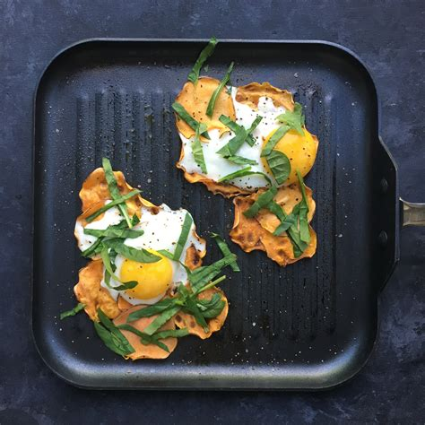 Sweet Potato & a Sunny Side - For A Digestive Peace of
