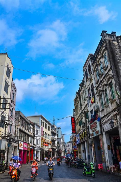 Qilou Old Street Haikou, Haikou Attraction