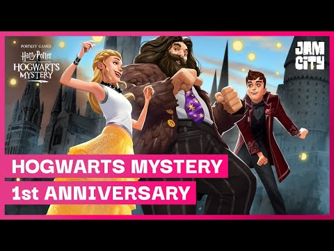 Harry Potter: Hogwarts Mystery game adds Maggie Smith