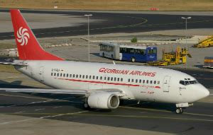 Georgian Airways Fleet Info and Seating Charts & Seat