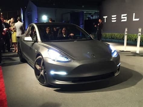 Tesla Model 3 interior: what our video showed isn't