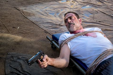 The Walking Dead: If Rick's The New Bad Guy, Where Does