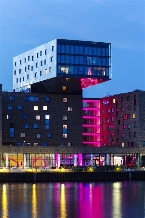 Nhow Hotel Berlin Reflects Changes In The City's Music