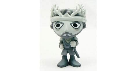 Renly Baratheon Black And White - Mystery Minis Game Of