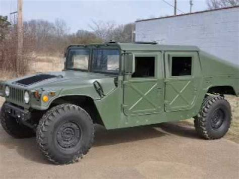 HMMWV Hummer H1 - YouTube