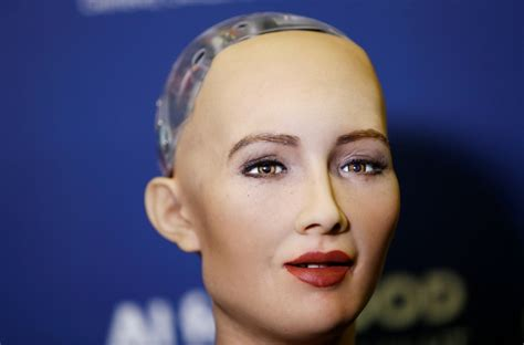 Will this robot destroy the world? Sophia becomes first