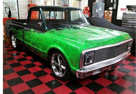1972 Chevrolet C10 in Weatherford, Texas | Stock Number