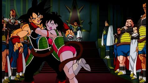 How Bardock Asked Gine To Marry Him - YouTube