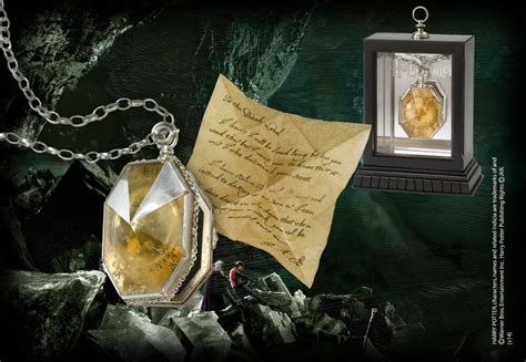 Harry Potter The Locket From The Cave Authentic Noble