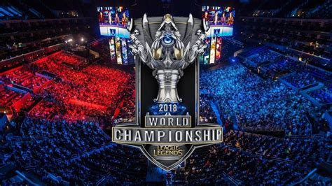 LoL 2018 Worlds Semifinals & Finals Betting Odds To Win