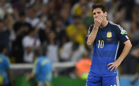 Lionel Messi says Golden Ball award means 'nothing' after