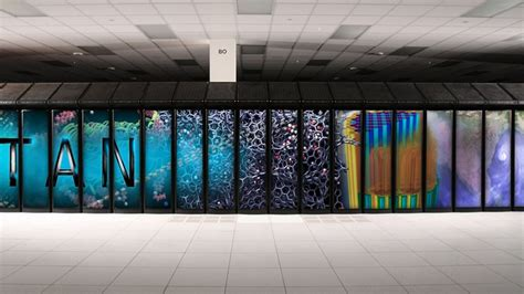 Titan named world's fastest supercomputer with help of