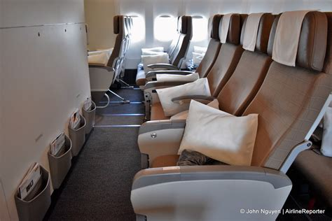 Touring Swiss's New Flagship Boeing 777-300ER