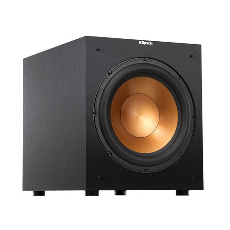 Klipsch R-12SW Subwoofer 400W Powered Home Theater