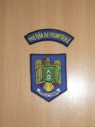 Romania - România - Alessandro Police patch collector