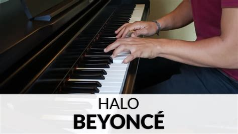 Beyoncé - Halo | Piano Cover - YouTube