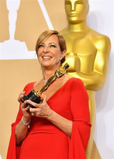 Allison Janney Dedicates Oscar Win To Her Late Brother