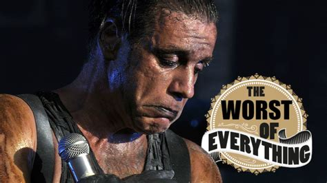 The 10 worst Rammstein songs | Louder
