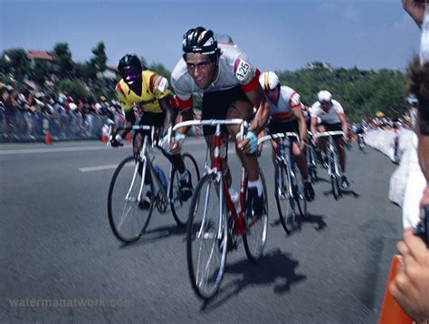 1984 Olympic Cycling
