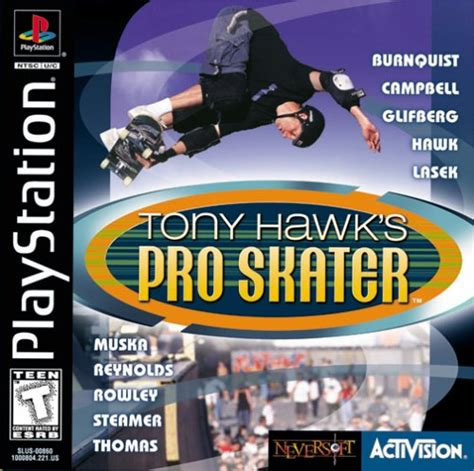 New Tony Hawk Console and Mobile Game Revealed By Skater