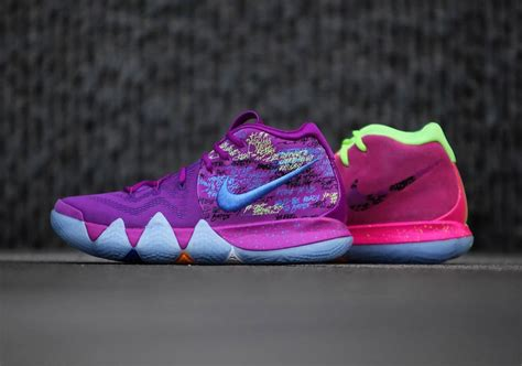 Kyrie's New Sneakers Have A Weird Feature | Fadeaway World