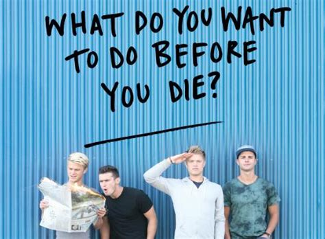 What Do You Want To Do Before You Die (illustrated)