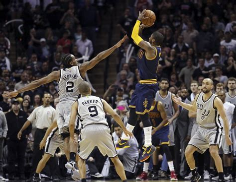 Kyrie Irving 57 points against Spurs (Career-High)
