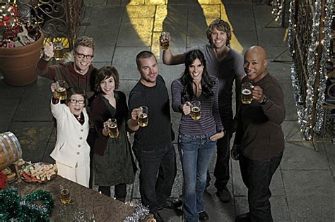 NCIS LOS ANGELES Cast Wishing You Happy Holidays | TV Equals