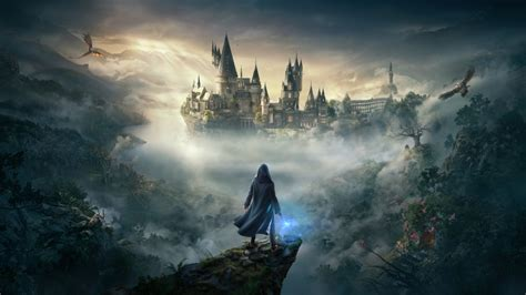 Introducing Hogwarts Legacy: the first ever open-world