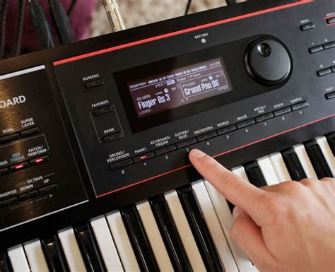 Roland JUNO-DS 76-Key Synthesizer W/Phrase Pads - Long