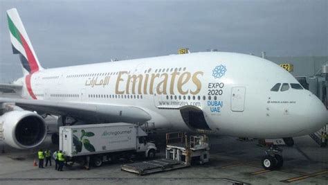 Emirates A380 Flying To Washington Dulles As Of February 1