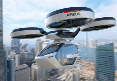 Airbus completes first 'Alpha One' autonomous drone taxi