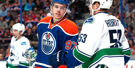 Oilers vs Canucks - Let's go on a run, shall we? - Beer