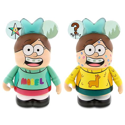 Gravity Falls' Mabel Eachez Vinylmations Released Today