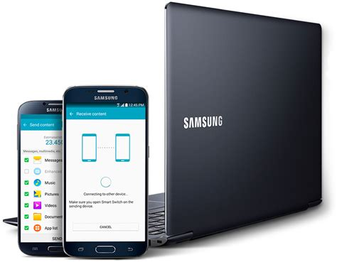 Samsung Smart Switch | Data Transfer & Sync Software