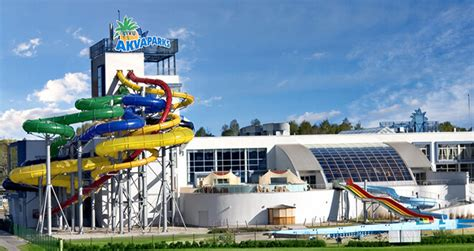 Waterpark in Riga | Red Fox Tours