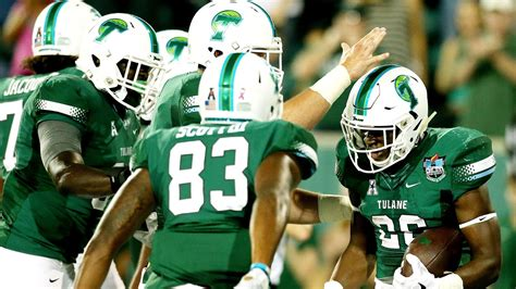 Tulane has a new coach and a new outlook, but do the Green