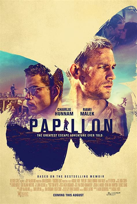First Trailer for 'Papillon' Remake with Charlie Hunnam