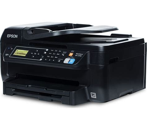 Buy EPSON WorkForce WF-2750 All-in-One Inkjet Printer with